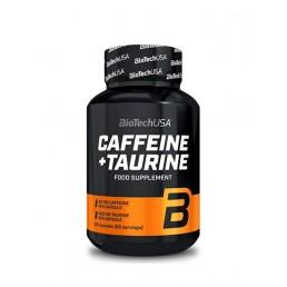 Cafeina + Taurina