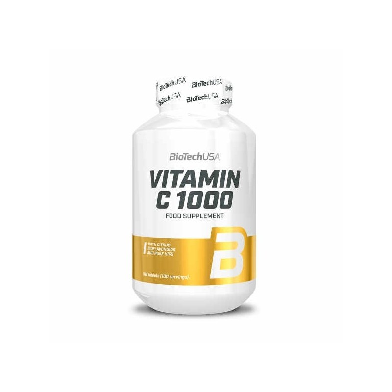 Vitamin C 1000 With Bioflavonoids