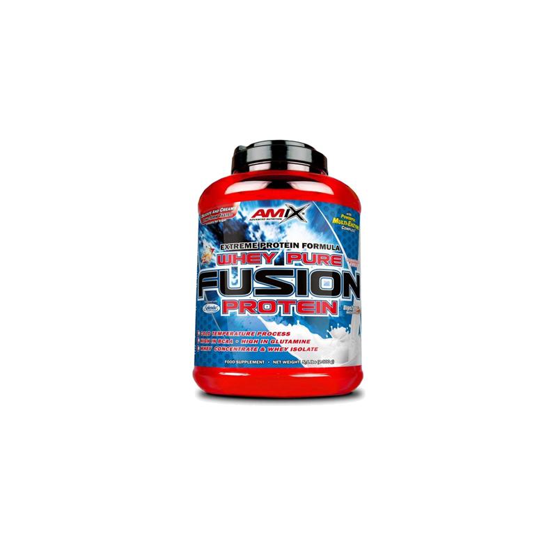 Whey Pure Fusion