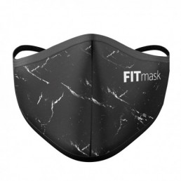 FITmask Black Marble Adulto