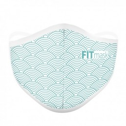 FITmask Oriental Waves Adulto