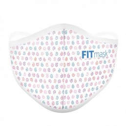 FITmask Colour Spirals Adulto