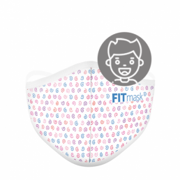 FITmask Colour Spirals Kids