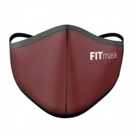 FITmask Burgundy Adulto