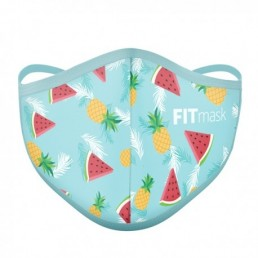 FITmask Tropical Fruits Adulto
