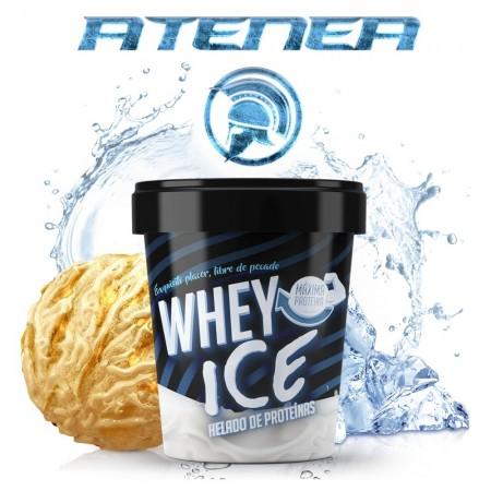 Helado Proteico Whey Ice Chocolate Fondant