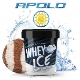 Helado Proteico Ice Whey Triple Chocolate
