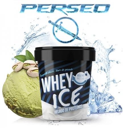 Helado Proteico Whey Ice Pistacho
