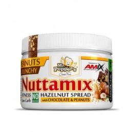 Nuttamix Crunchy Peanuts