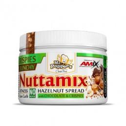 Nuttamix Crunchy Crispies