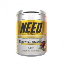 Bcaa's + Glutamine 12:1:1 - 300 Gr