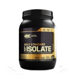 Gold Standard 100% Isolate - 24 Serv. x 30g