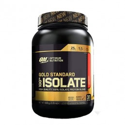 Gold Standard 100% Isolate - 31 Serv. x 30g