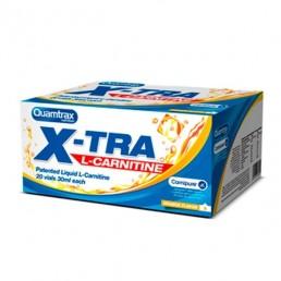 Xtra L-carnitine - 20 Viales X 25 ml