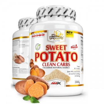 Sweet Potato Clean Carbs - 1 Kg