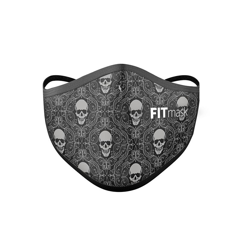 FITmask Infinite Skull Adulto
