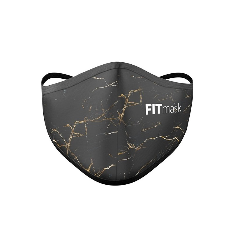 FITmask Gold Marble Adulto