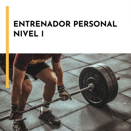 Entrenador Personal Especializado+ Nutrición deportiva