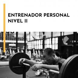 Curso Online Entrenador Personal I
