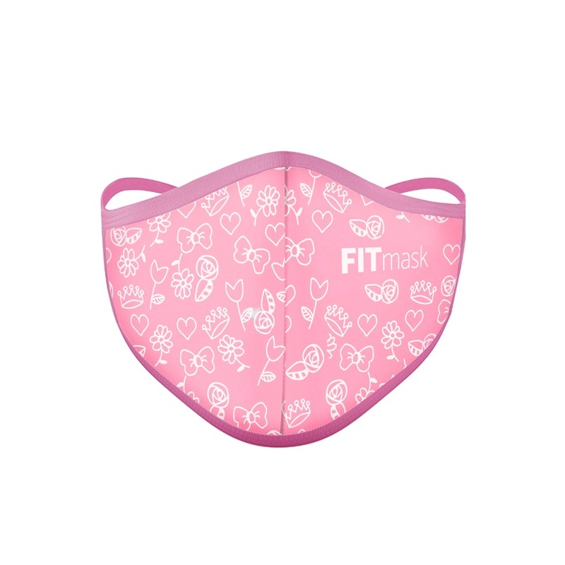 FITmask PRO Sweet Pink Adulto