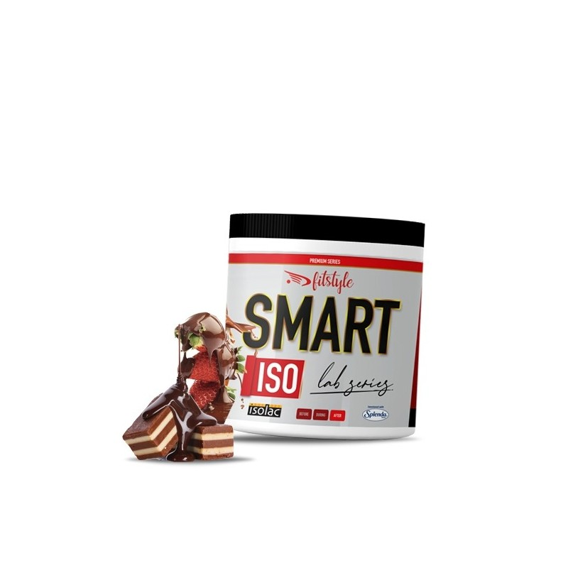 SMART ISO 500g Chocolate Biscuit