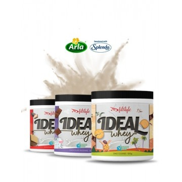 Ideal Whey Pack x3