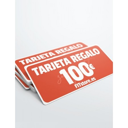 Tarjeta Regalo Fitness 100€