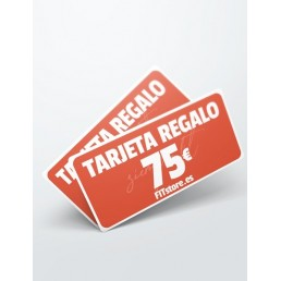 Tarjeta Regalo Fitness 75€