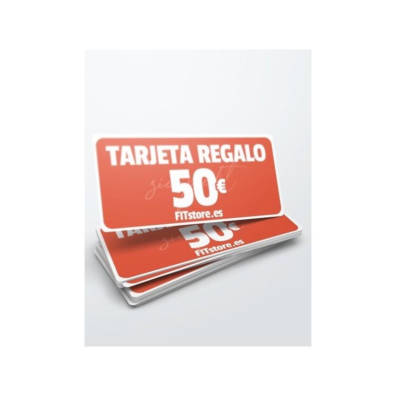 Tarjeta Regalo Fitness 50€