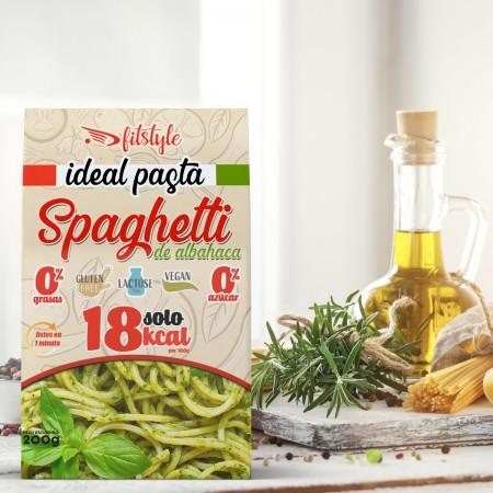 Ideal Pasta Spaghetti de Albahaca