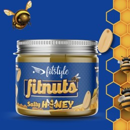 FITnuts Salty Honey (Bote)