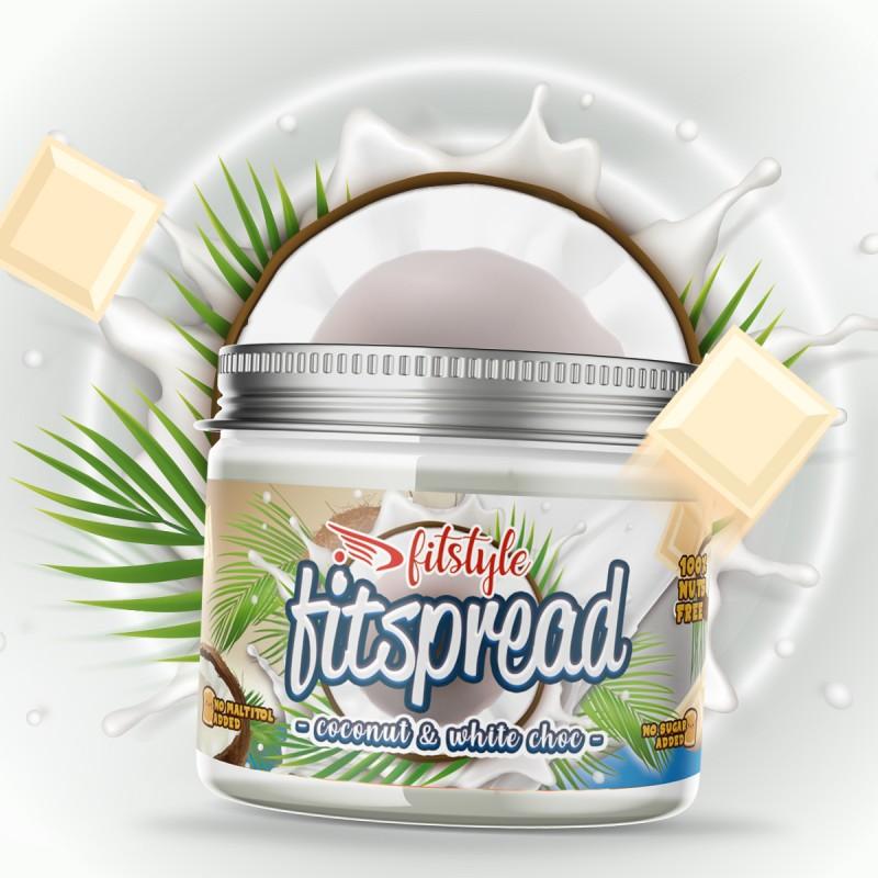 FITspread White Coco