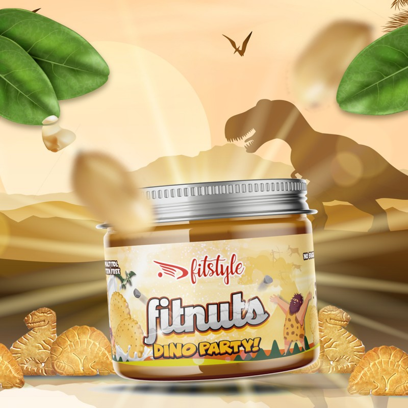 FITnuts Dino Party 200g