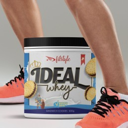 Ideal Whey Sandwich Cookies 500g FITSTYLE