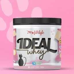Ideal Whey Pink Cake