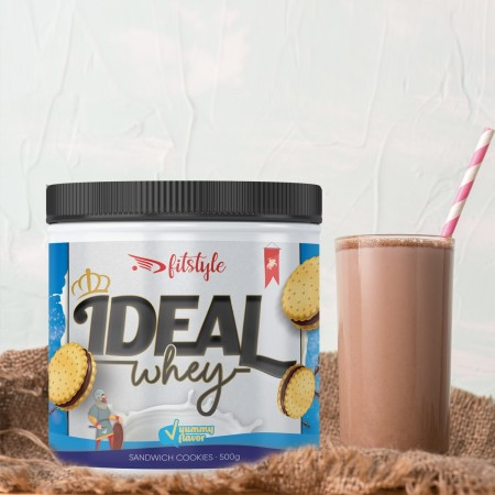 Ideal Whey Sandwich Cookies 500g