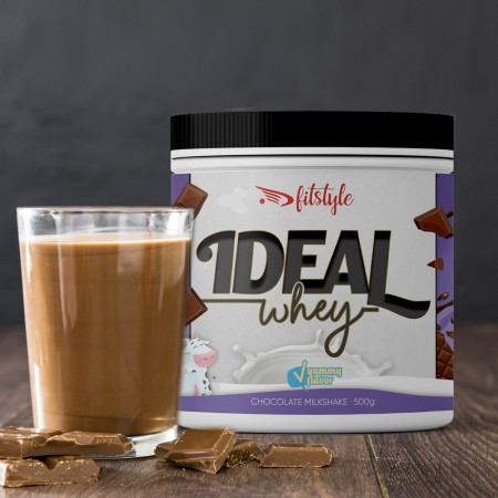 Ideal Whey Choco Milkshake 500g