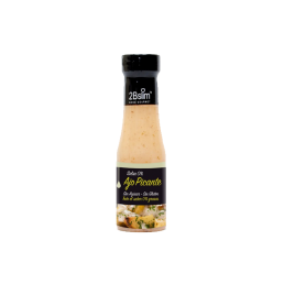 Salsa de Ajo Picante