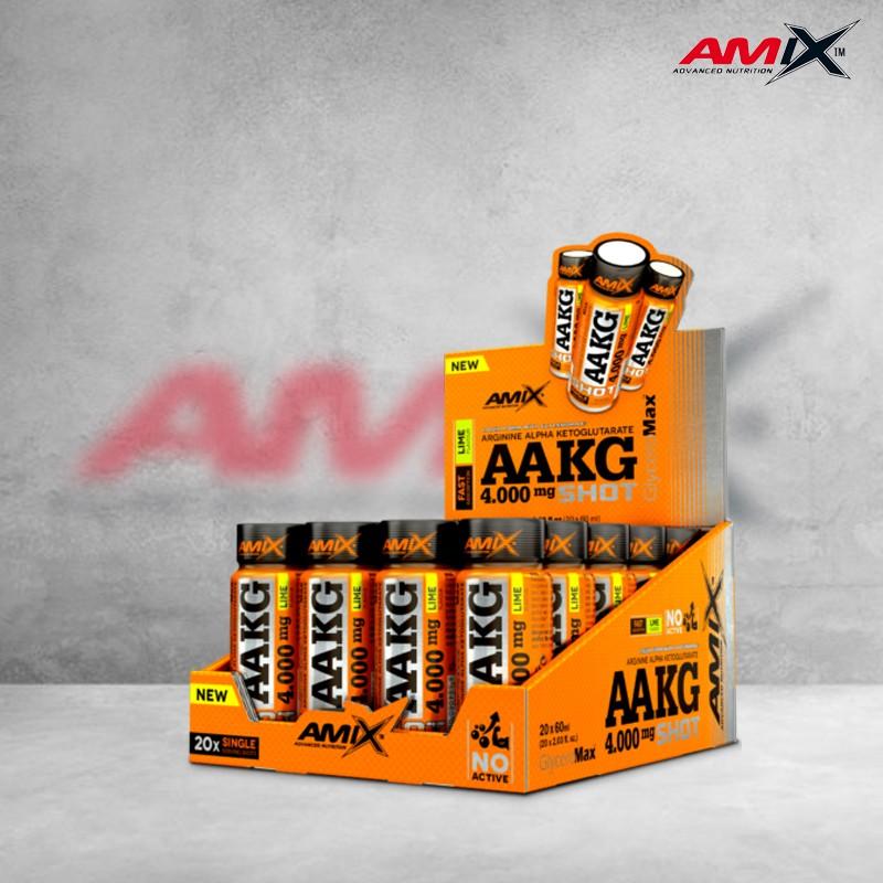 AAKG 4000mg Shot Amix