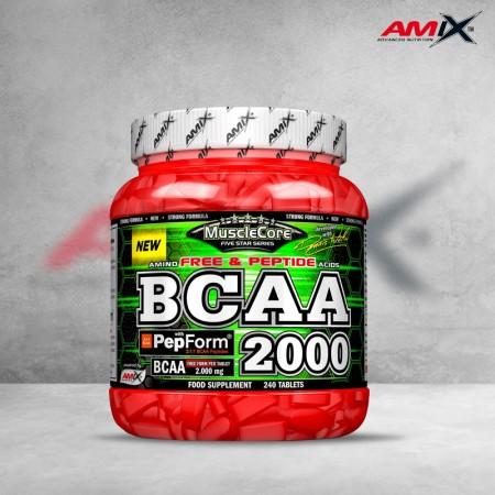 BCAA 2000 240 tabs