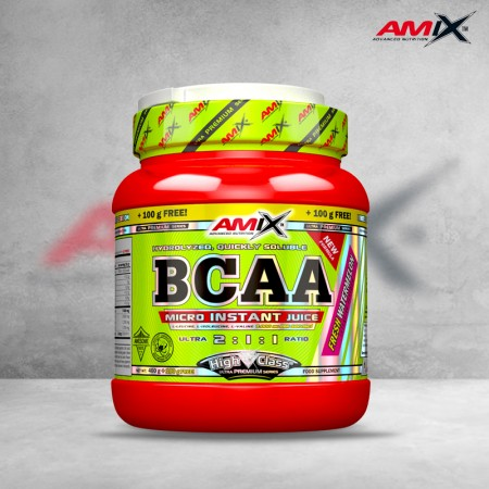 BCAA Micro Instant Juice 400g