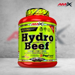 HydroBeef Peptide Protein 2kg Amix