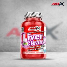 Liver Cleanse 100 caps Amix
