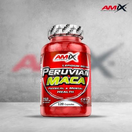 Peruvian Maca 120 caps