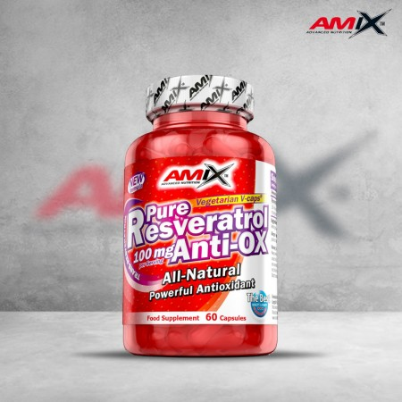 Pure Resveratrol Anti-ox 60...