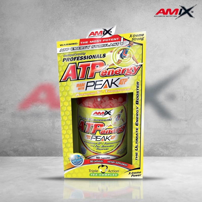 ATP Energy 90 caps Amix