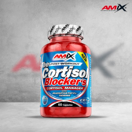 Cortisol Blocker 60 caps