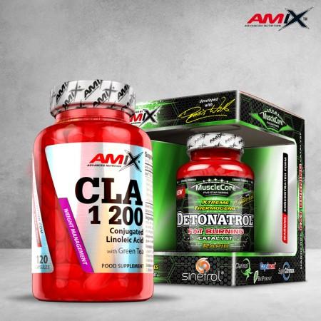 Pack Quemagrasas AMIX