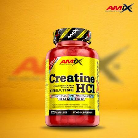 Creatine HCI  120 caps