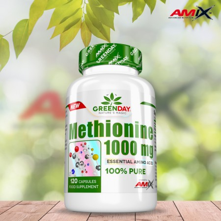 Methionine 1000 120 caps